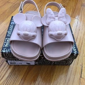 Mini Melissa's Sandal